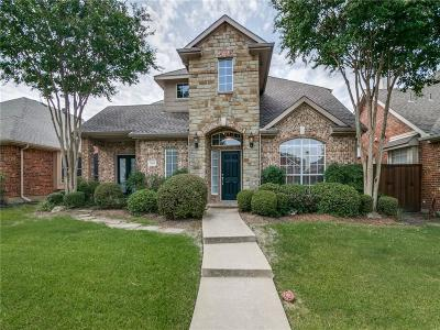 Rockwall Single Family Home Active Option Contract: 2105 Garden Crest Drive