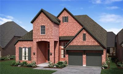 Frisco Single Family Home Active Contingent: 9714 Minister Lane