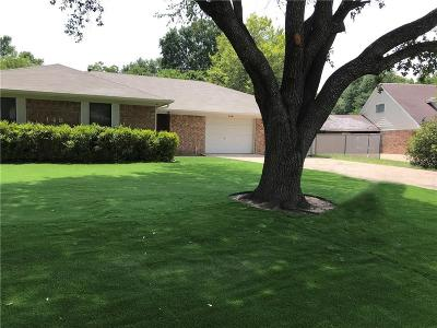Terrell Single Family Home For Sale: 148 Poinsetta Circle