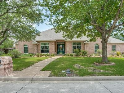Mira Vista, Mira Vista Add, Trinity Heights, Meadows West, Meadows West Add, Bellaire Park, Bellaire Park North Single Family Home For Sale: 5017 Highland Meadow Drive