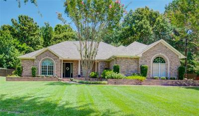 Flint Single Family Home For Sale: 17947 Oak Forest Drive