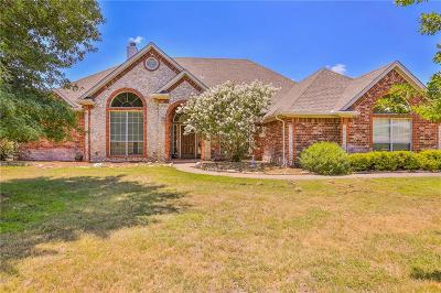 Weatherford Single Family Home For Sale: 103 Forest Bend Lane