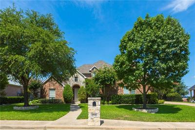 Rockwall Single Family Home For Sale: 2800 Mira Vista Lane