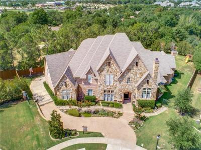 Southlake Single Family Home For Sale: 601 Chapel Court