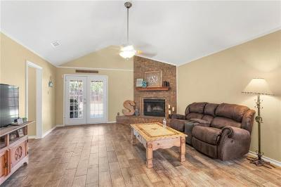 North Richland Hills Single Family Home For Sale: 7845 Cortland Drive