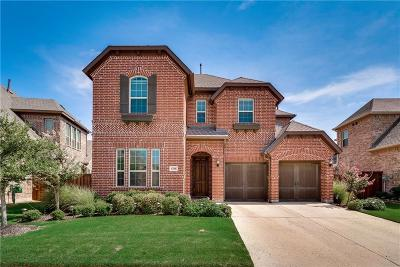Frisco Single Family Home For Sale: 1336 Rolling Thunder Road