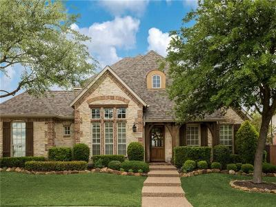 Mckinney Single Family Home For Sale: 8016 Connestee Drive