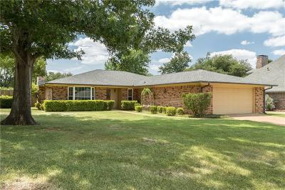 Denison Single Family Home For Sale: 2302 Hide A Way Circle