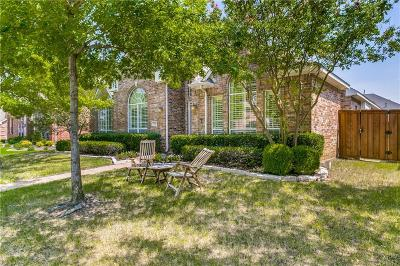 Coppell Single Family Home Active Contingent: 611 Clifton Court