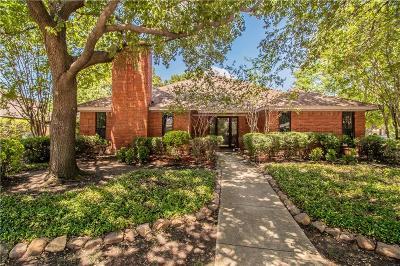 Carrollton Single Family Home Active Option Contract: 1529 Sugar Creek Drive