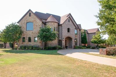 Waxahachie Single Family Home Active Option Contract: 135 Brookbend Drive