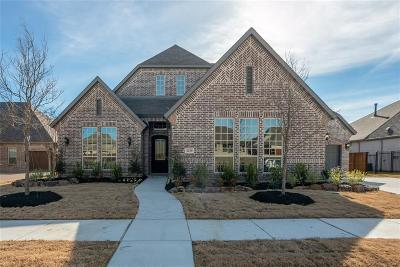Prosper Single Family Home For Sale: 2250 Country Brook Lane