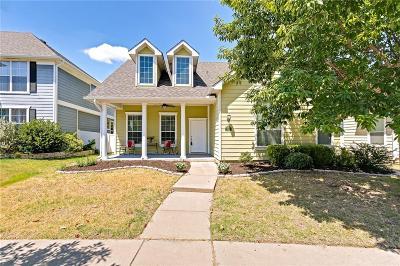 Providence Village Single Family Home For Sale: 1451 Providence Boulevard