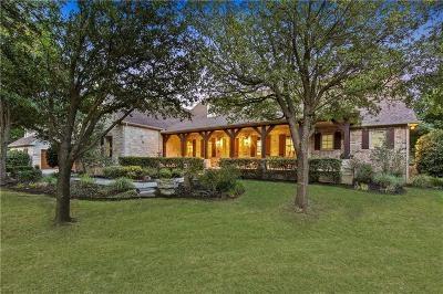 Bartonville TX Single Family Home For Sale: $1,749,000