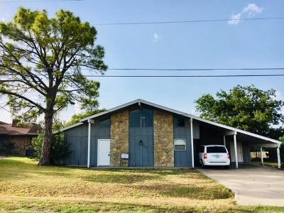 Wise County Single Family Home Active Option Contract: 230 Lakeview Drive