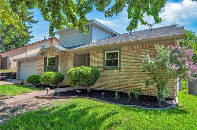 Garland Single Family Home Active Option Contract: 5030 Branch Hollow Drive