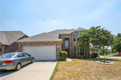 Single Family Home For Sale: 2800 Maple Creek Drive