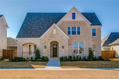 Frisco Single Family Home For Sale: 3873 Washburne Drive