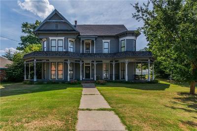 Whitesboro Single Family Home For Sale: 206 Center Street