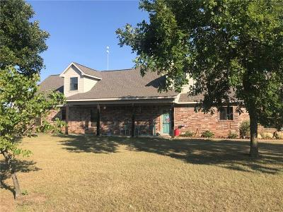 Cleburne Single Family Home For Sale: 3048 E Fm 916