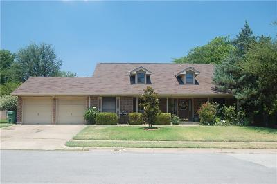 North Richland Hills Single Family Home For Sale: 6833 Starnes Road