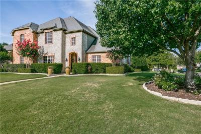 Southlake, Westlake, Trophy Club Single Family Home For Sale: 1000 Edgemeer Court