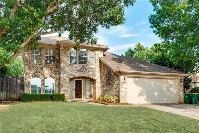 Lake Dallas Single Family Home Active Option Contract: 758 Texas Oak Trail