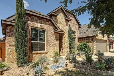 Denton Single Family Home Active Option Contract: 4104 Autumn Path Road