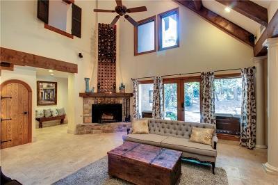 Keller Single Family Home For Sale: 3440 Creek Road
