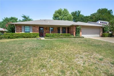 North Richland Hills Single Family Home Active Contingent: 7412 Forrest Lane
