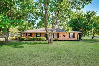Corsicana Single Family Home Active Contingent: 7391 SE County Road 3060