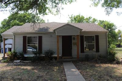Farmersville Single Family Home For Sale: 403 Jackson Street