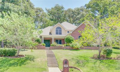 Tyler Single Family Home For Sale: 3626 River Oaks Court
