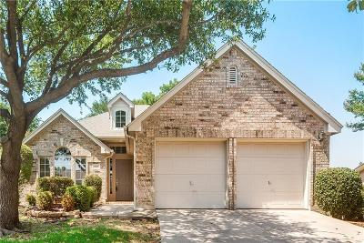 Fort Worth Single Family Home Active Option Contract: 3533 Stone Creek Court