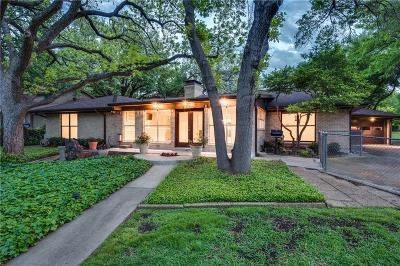 Farmers Branch Single Family Home For Sale: 2823 Reedcroft Drive