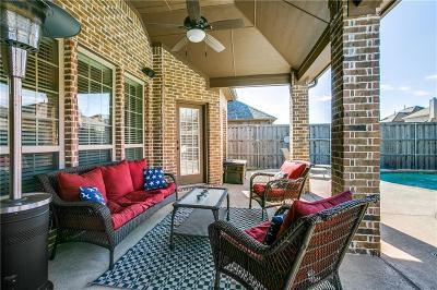 Frisco Single Family Home For Sale: 12401 Deerbrook Drive