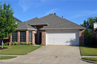 Lake Dallas Single Family Home For Sale: 615 Lake Bridge Drive
