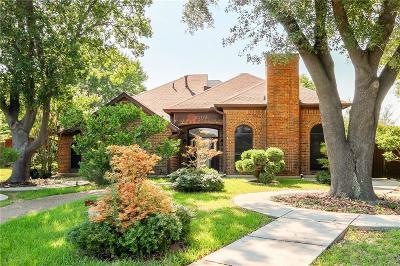Garland Single Family Home Active Option Contract: 2502 Creighton Drive