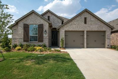 Prosper Single Family Home For Sale: 15601 Canyon Ridge