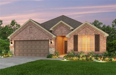 Melissa Single Family Home For Sale: 2908 Redbud Lane