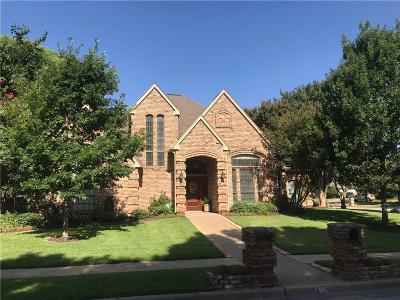 Keller Single Family Home Active Option Contract: 982 Post Oak Road