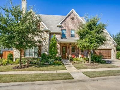 Coppell Single Family Home For Sale: 545 Mobley Way Court