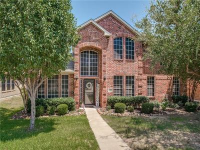 Garland Single Family Home For Sale: 2210 Trickling Creek Drive
