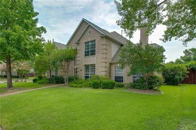 Coppell Single Family Home For Sale: 200 Hollowtree Court