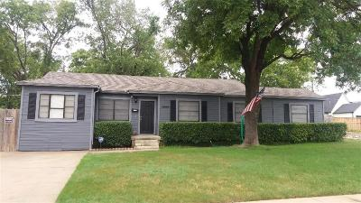 Single Family Home For Sale: 3909 Lively Lane