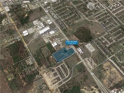 Denton Commercial Lots & Land Active Contingent: 3760 Holland Lane