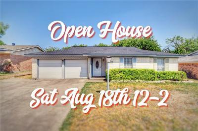 Tarrant County Single Family Home For Sale: 6621 Cervantes Avenue