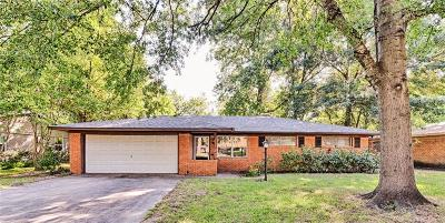 Corsicana Single Family Home Active Contingent: 2015 Fairfax Drive