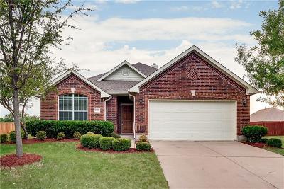 McKinney Single Family Home Active Contingent: 8105 Raven Court