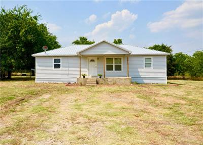 Farmersville Single Family Home For Sale: 17807 Ranch Road Circle